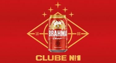 A nova jogada da Brahma no futebol