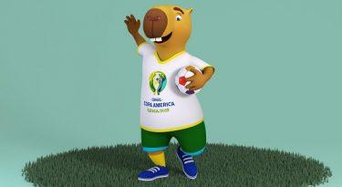 Conmebol anuncia mascote da Copa América
