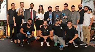 Desafio Estadão Cannes entrega troféus