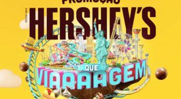 Hershey's apresenta uma experiência de VR/AR em parque de diversões