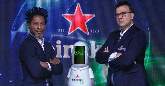 Heineken revela os detalhes de sua emissora digital