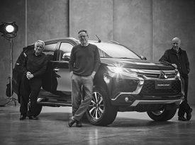 Mitsubishi terá super produção para Pajero Sport