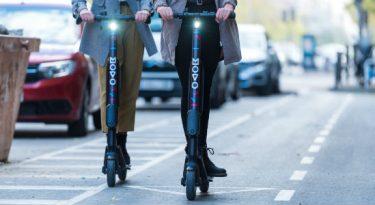 Cabify e Movo investem em patinetes elétricos