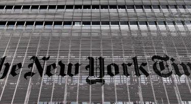 Entrevista com CEO do New York Times sobre fake news e trust
