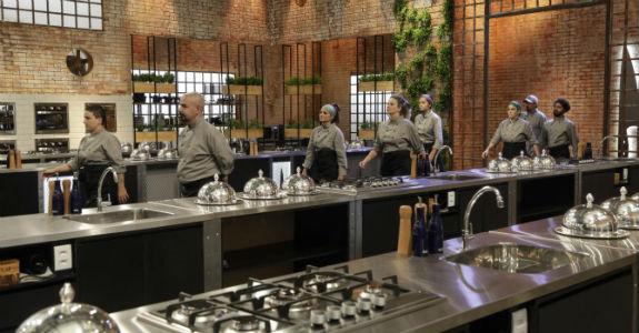Record estreia Top Chef com 3 patrocinadores