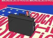 Campanha incentiva mais mulheres na política dos EUA