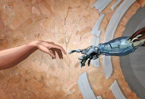 Como e porque nos imaginamos Deus ao criar a Inteligência Artificial