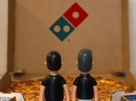 Gut São Paulo conquista conta de Domino's Pizza
