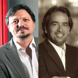 Alessandro Cosin e André Cruz