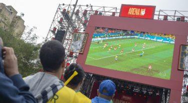 Brahma retoma Arena N°1 para a Copa América
