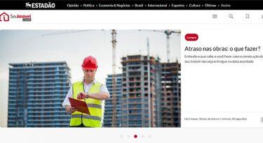 Estadão cria plataforma sobre conteúdo imobiliário