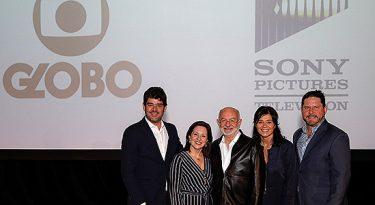 Globo e Sony acertam parceria para produções em inglês