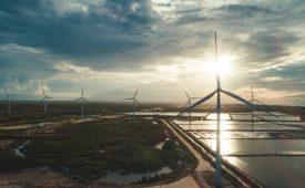 Heineken mira sustentabilidade e inaugura parque eólico