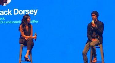 Com visita de Jack Dorsey e Biz Stone ao Brasil, Twitter se reposiciona