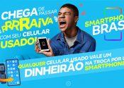 Magalu quer fazer brasileiro dar upgrade no smartphone