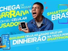 Magazine Luiza entra na onda da troca do smartphone