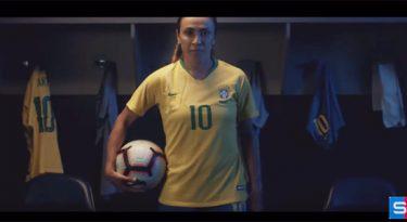 As oportunidades geradas pelo futebol feminino na TV