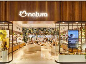 Natura adota novo conceito de lojas físicas