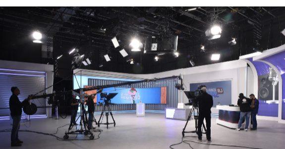RecordTV Rio apresenta seus novos estúdios