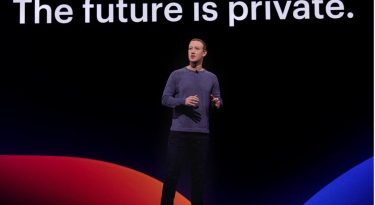 """""""The future is private!"""". Na mosca, Mark!"""