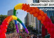 Parada do Orgulho LGBT 2019