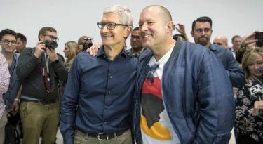 Designer chefe da Apple deixa o cargo para montar empresa