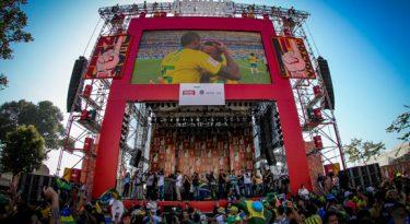 Marcas entram em campo na Copa América