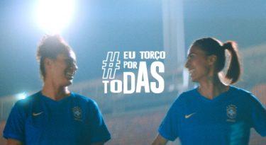 Itaú incentiva público na véspera da Copa do Mundo Feminina