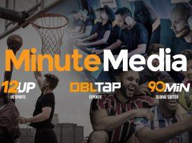 Minute Media entre as startups mais promissoras do mundo
