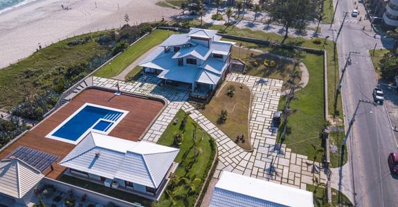 WSL cria casa do surf para etapa brasileira