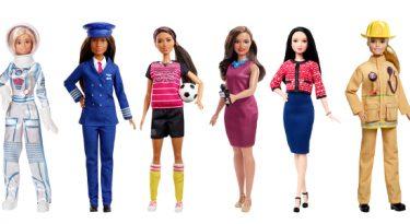 Barbie se torna jogadora de futebol