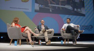 David Droga, Martin Sorrell e Brian Whipple em Cannes, sobre o futuro da nossa indústria