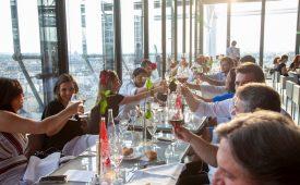 Paris é destino da 20º viagem internacional do Grupo de Mídia
