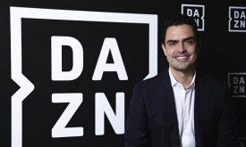 Dazn estrutura time de executivos na liderança da empresa no Brasil