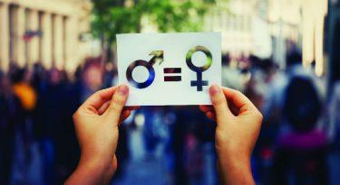 A igualdade é rosa, azul e todos os seus tons