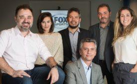 Fox Sports define equipe comercial para São Paulo