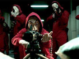 Netflix cria game show na Record sobre La Casa de Papel