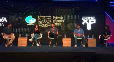 Globo e Go4it anunciam 3º edição do Prêmio eSports Brasil