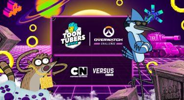 Webedia inaugura estúdio em torneio do Cartoon Network