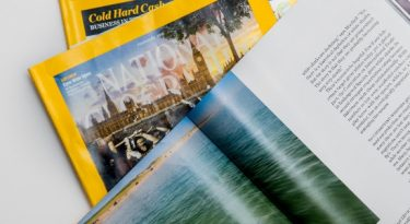National Geographic encerra revista impressa