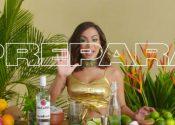 Anitta se torna barwoman da Bacardí em série
