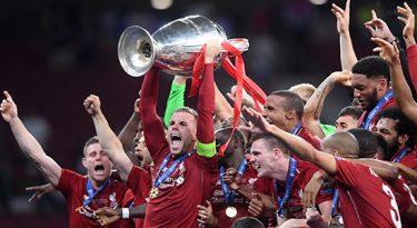 Gillette fecha acordo com a Uefa Champions League