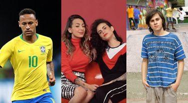 Hot Topics de junho destaca futebol e Dia dos Namorados