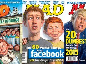 Publicada por 67 anos, revista Mad é descontinuada
