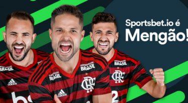 Flamengo assina com site de apostas