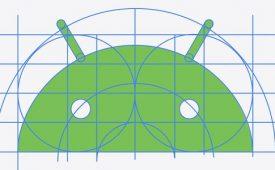 Com atualização, Android ganha nova identidade visual