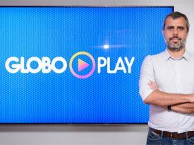 Globo nomeia Erick Bretas para comandar Globoplay