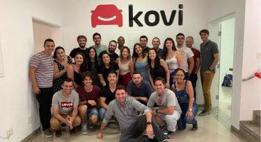 Kovi, a startup com maior investimento inicial no Brasil