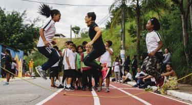Nike global conta história de projeto no Capão Redondo