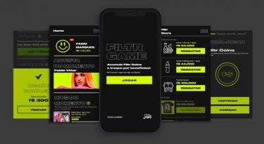Filtr, da Sony Music, investe em game